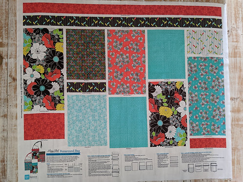 Lexi Runaround Bag Panel - by QT Fabrics