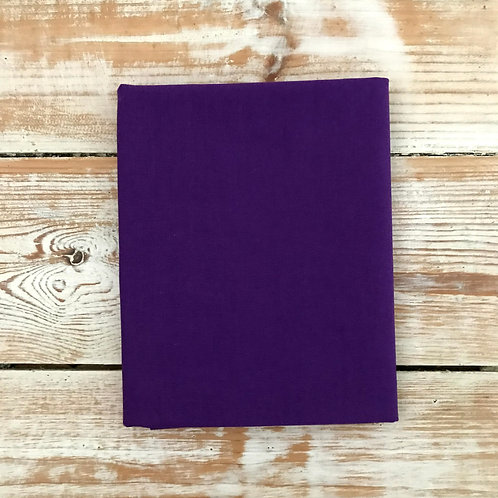 Purple - Basic Solid 100% Cottons Fabrics