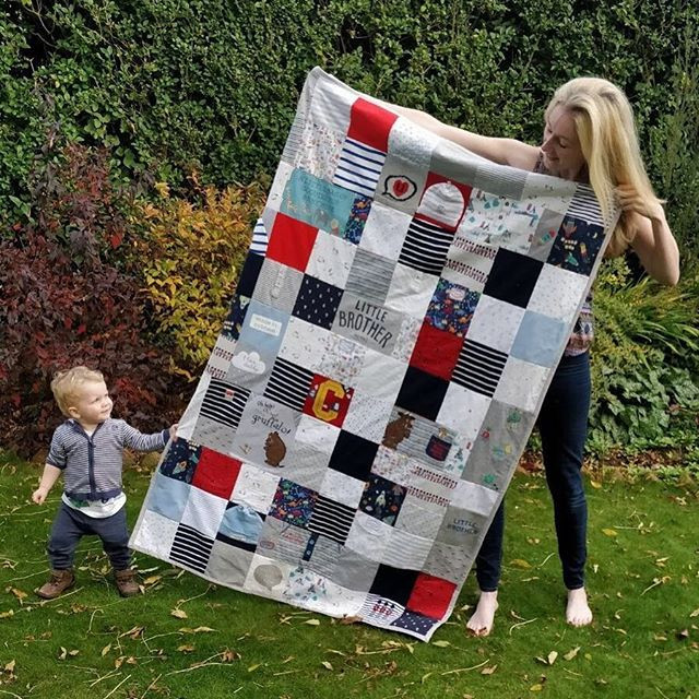 I love to quilt!