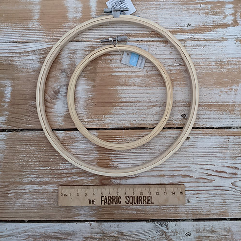 """Bamboo Hoop 5"""" and 8"""""""