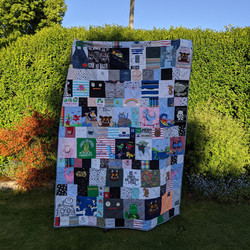 Extra Large Keepsake Quilt