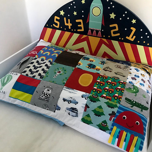 Keepsake Pillow Case Cover