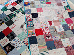 2 Large Quilts