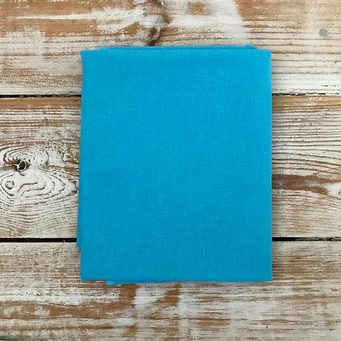 Turquoise / Aqua Blue - Basic Solid 100% Cottons Fabrics