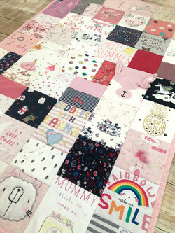 Large Keepsake Quilt
