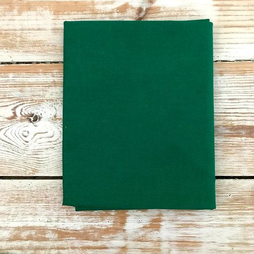 Dark Green - Basic Solid 100% Cottons Fabrics