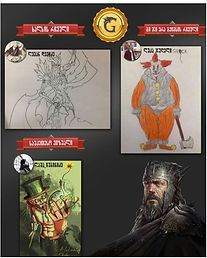 Gorgasali Battle Royale - Contest