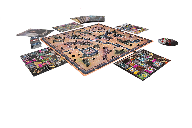 Battle Royale Board Game