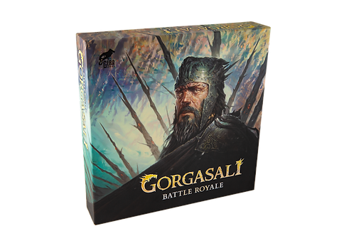 Gorgasali Battle Royale - Board Game
