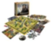 Battle royale board game