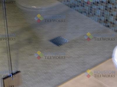 Glass Bathroom Tile