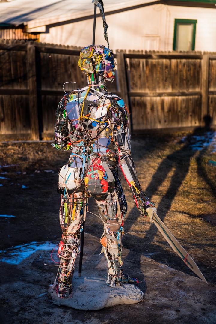Bodies of Waste - Death