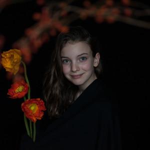 Yoko Negi's flowers