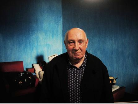 Raymond Depardon, photographer