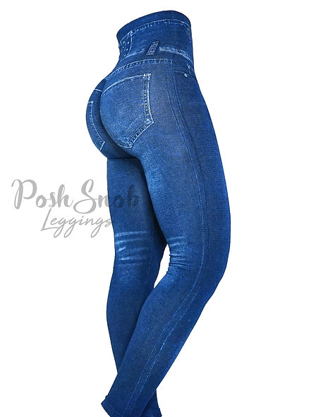 "PoshSnob Denim ""Bella-II"" Cotton Jeggings"