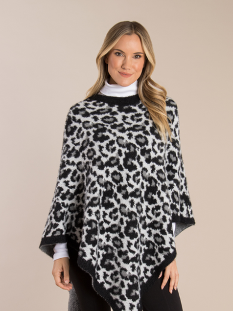On The Prowl poncho