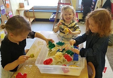 What can you do today?  Make a sensory b