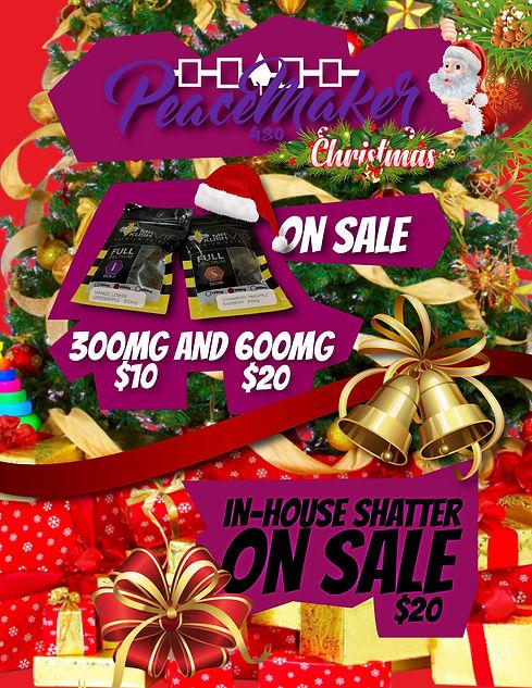 Peacemaker flyer sale December 2020 copy