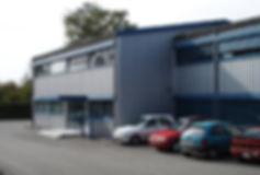 Fabrik der Firma UOW Obrecht Oberflächentechnik