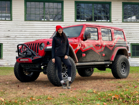 Tiffany Stone: Off-Road And Motorsports Personality