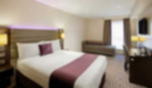 Premier Inn - Local Accommodation for Sue Hazell Sewing Tuition