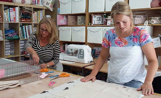 Sue Hazell - Sewing Tuition - Chipping Norton - Sewing Machines