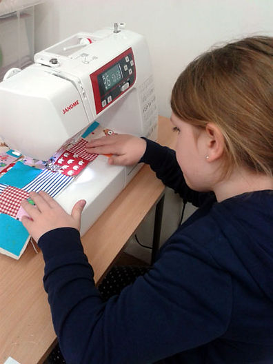 Sue Hazell | Sewing Tuition