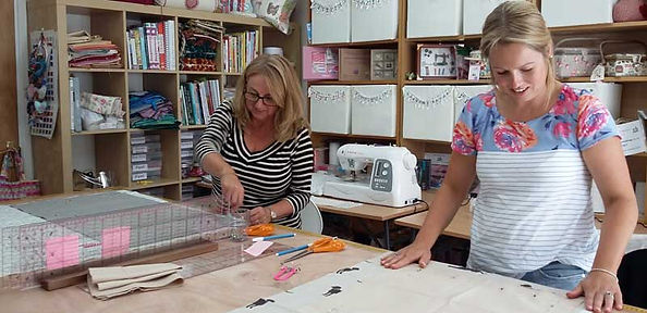 Sue Hazell - Sewing Tuition | Your Day