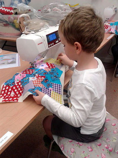 Sue Hazell   Sewing Tuition