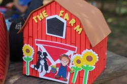 Mini camp craft