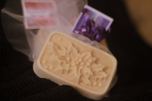 Goat Milk Soap - Holly