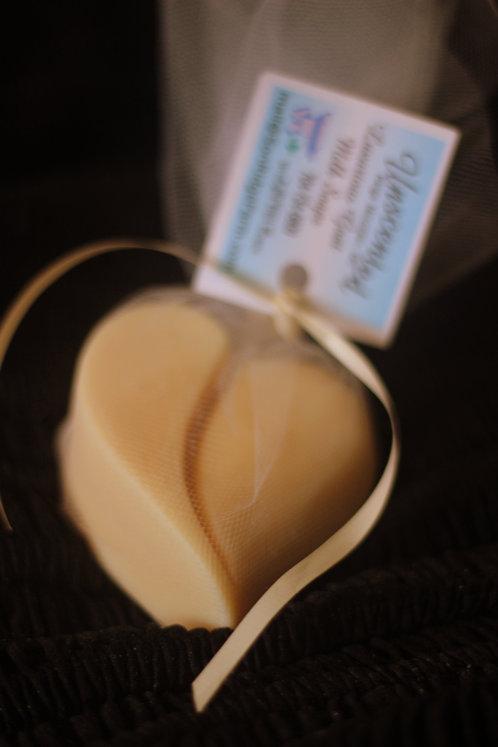 Goat Milk Soap - Simple Heart