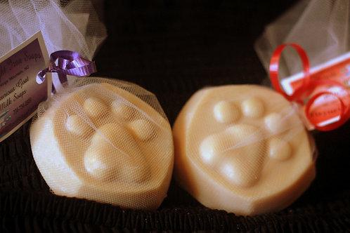 Goat Milk Soap - Puppy Paw