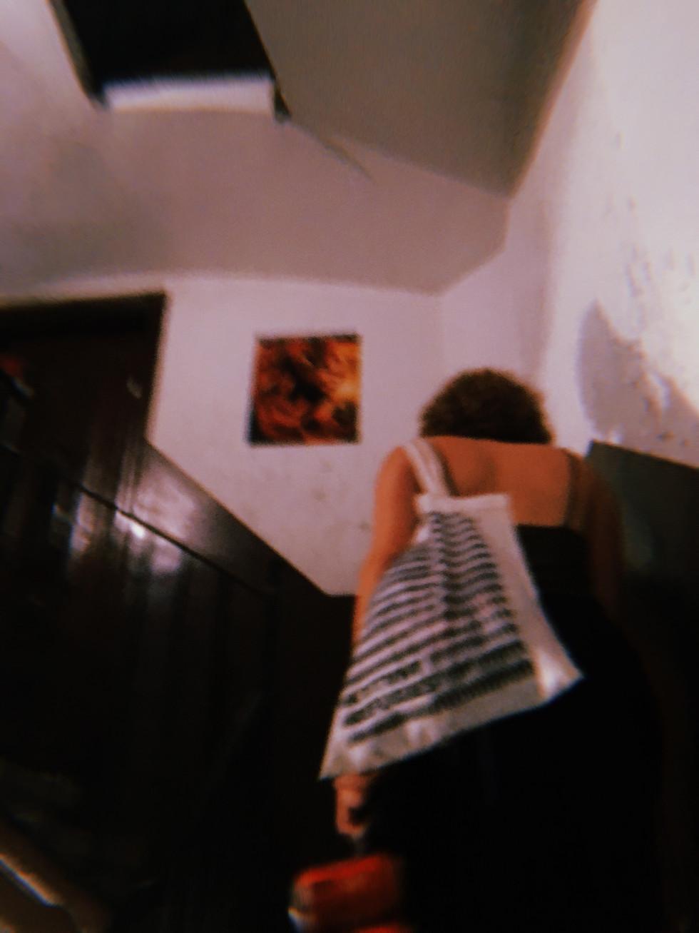 Andrea en el raval