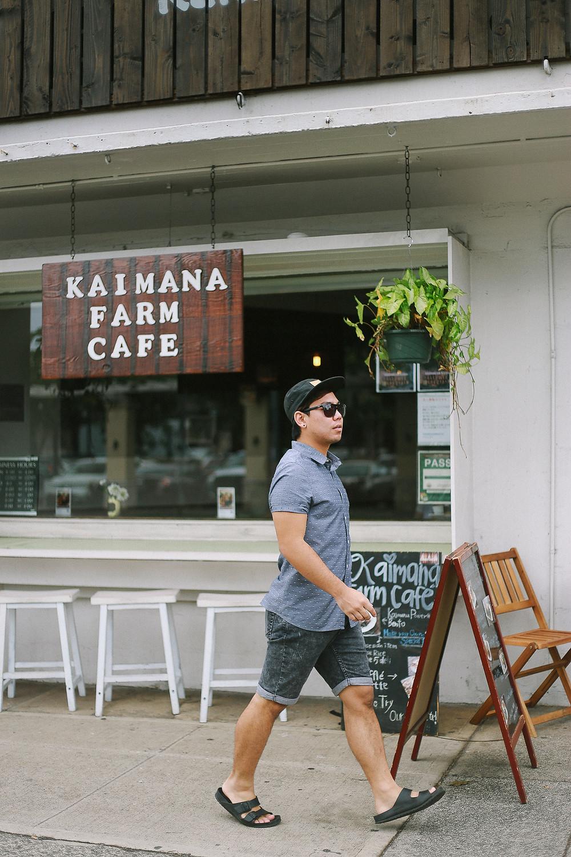 Rance China at Kaimana Cafe