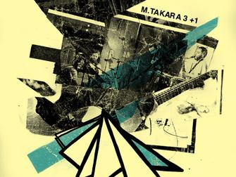 Lançamento: M.TAKARA 3 | dig