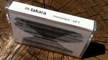 Lançamento: M.TAKARA mundotigre - vol 2 em casssete e digital.