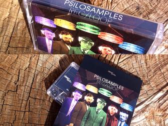 Lançamento: PSILOSAMPLES rec/loop em cassete e digital.