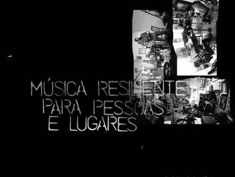"""M.TAKARA """"música resiliente para pessoas e lugares"""""""