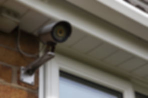 CCTV security camera for home protection