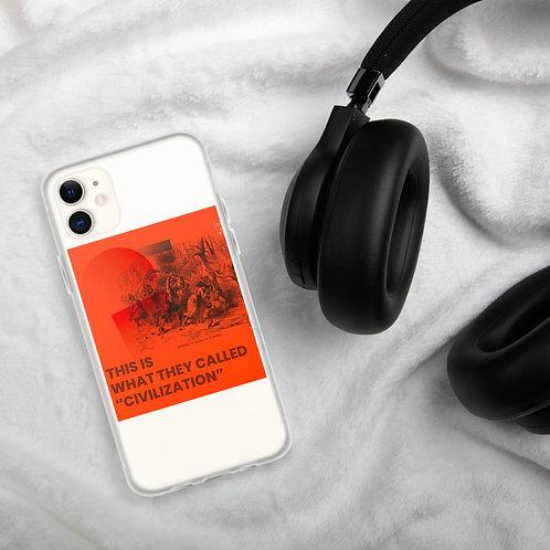 """""""Civilization"""" iPhone Case"""