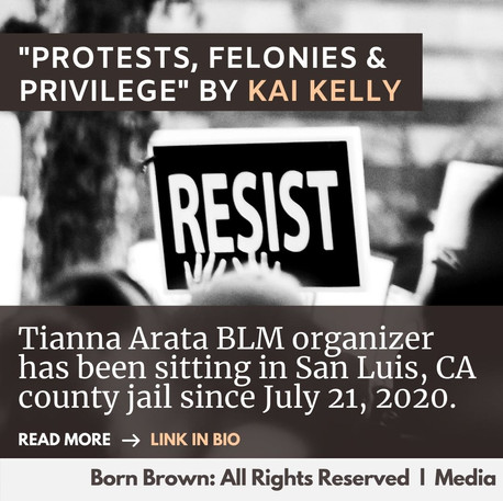 Protests, Felonies & Privilege