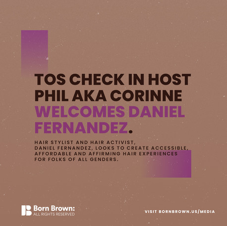 ToS Check in with Daniel Fernandez