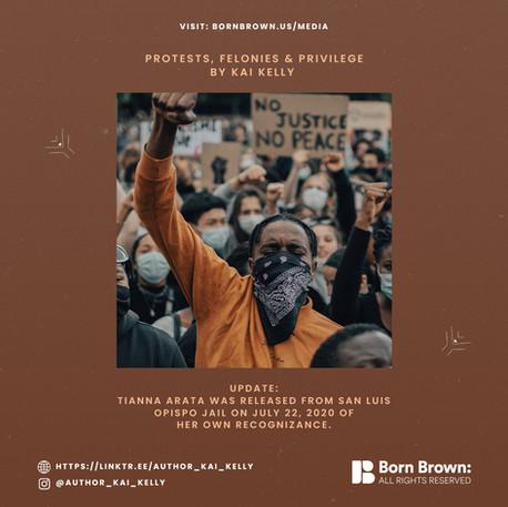 Protests, Felonies & Privilege