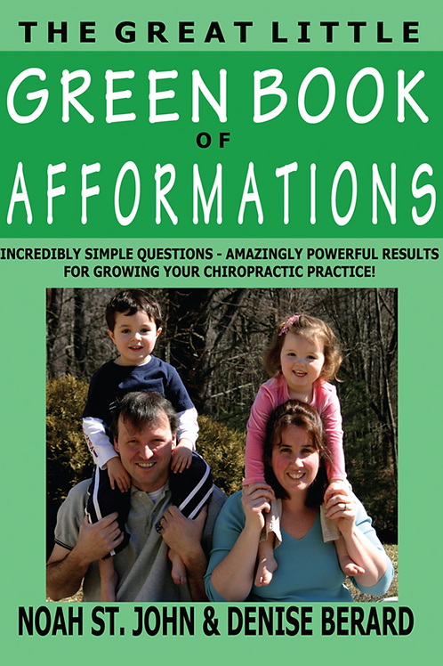 The Great Little Green Book of Afformations