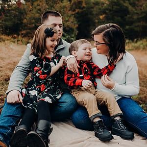 Alisha Fall Family