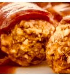 Parma Ham Stuffing Rolls