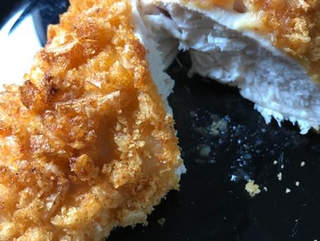 Crispy Fillet Burger  (Chicken or Quorn)