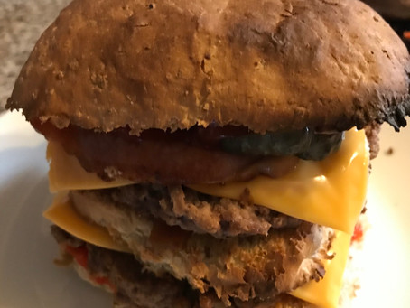 The Ultimate Healthy Burger
