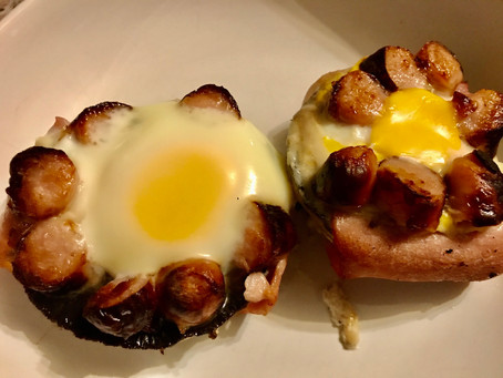 Breakfast Mushrooms